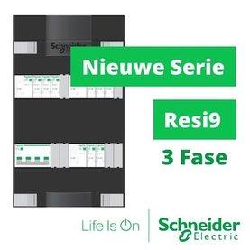 Schneider 3 Fasen GroepenKasten