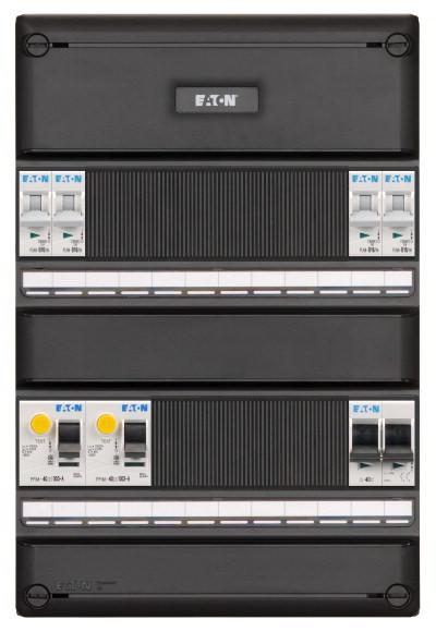 GroepenKast Eaton Holec Systeem 55