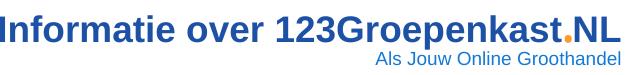 Informatie over 123Groepenkast.nl LagewegGroep